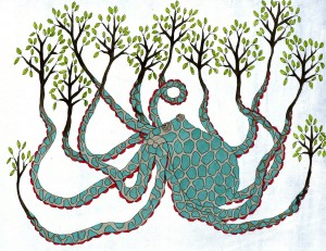 Woodsy Octopus 2